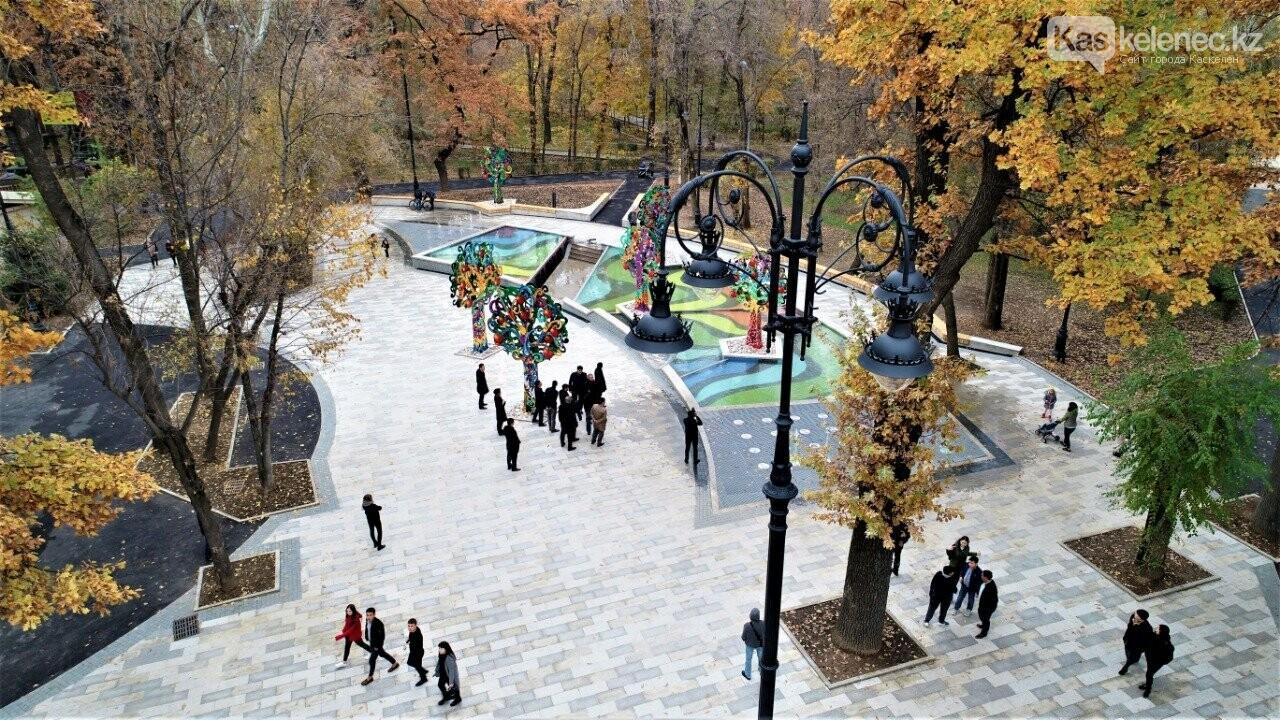 На реконструкцию Центрального парка Алматы потрачено 1,6 млрд тенге, фото-1
