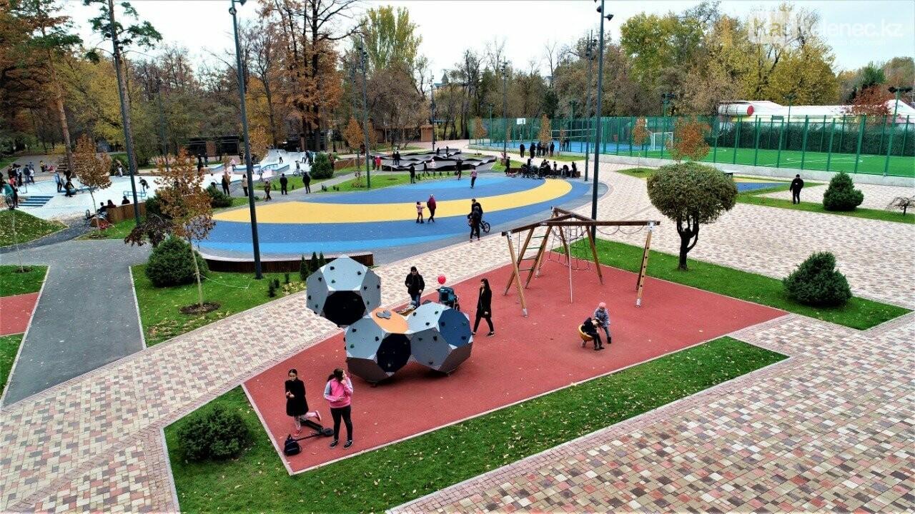 На реконструкцию Центрального парка Алматы потрачено 1,6 млрд тенге, фото-2
