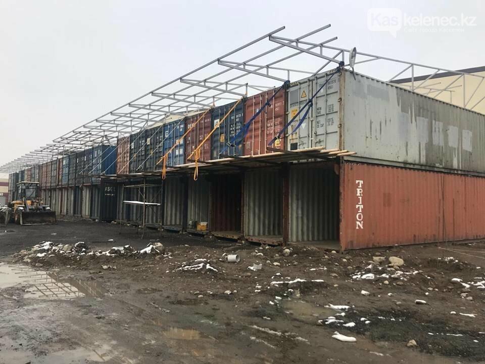 Нецивилизованный рынок «Мизам» закроют в Алматы, фото-2