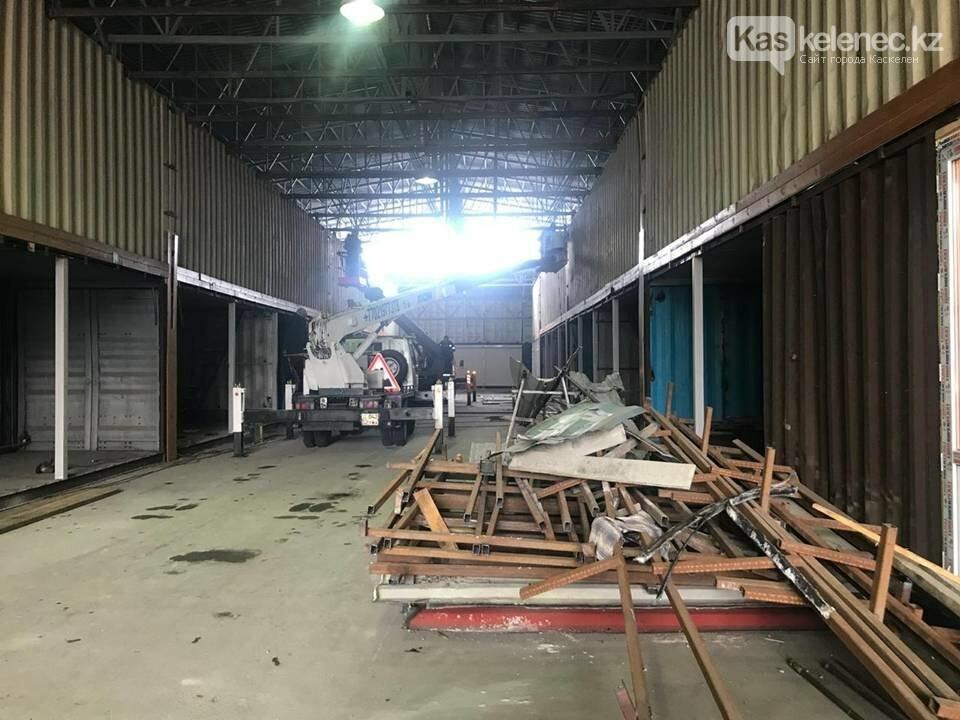 Нецивилизованный рынок «Мизам» закроют в Алматы, фото-3