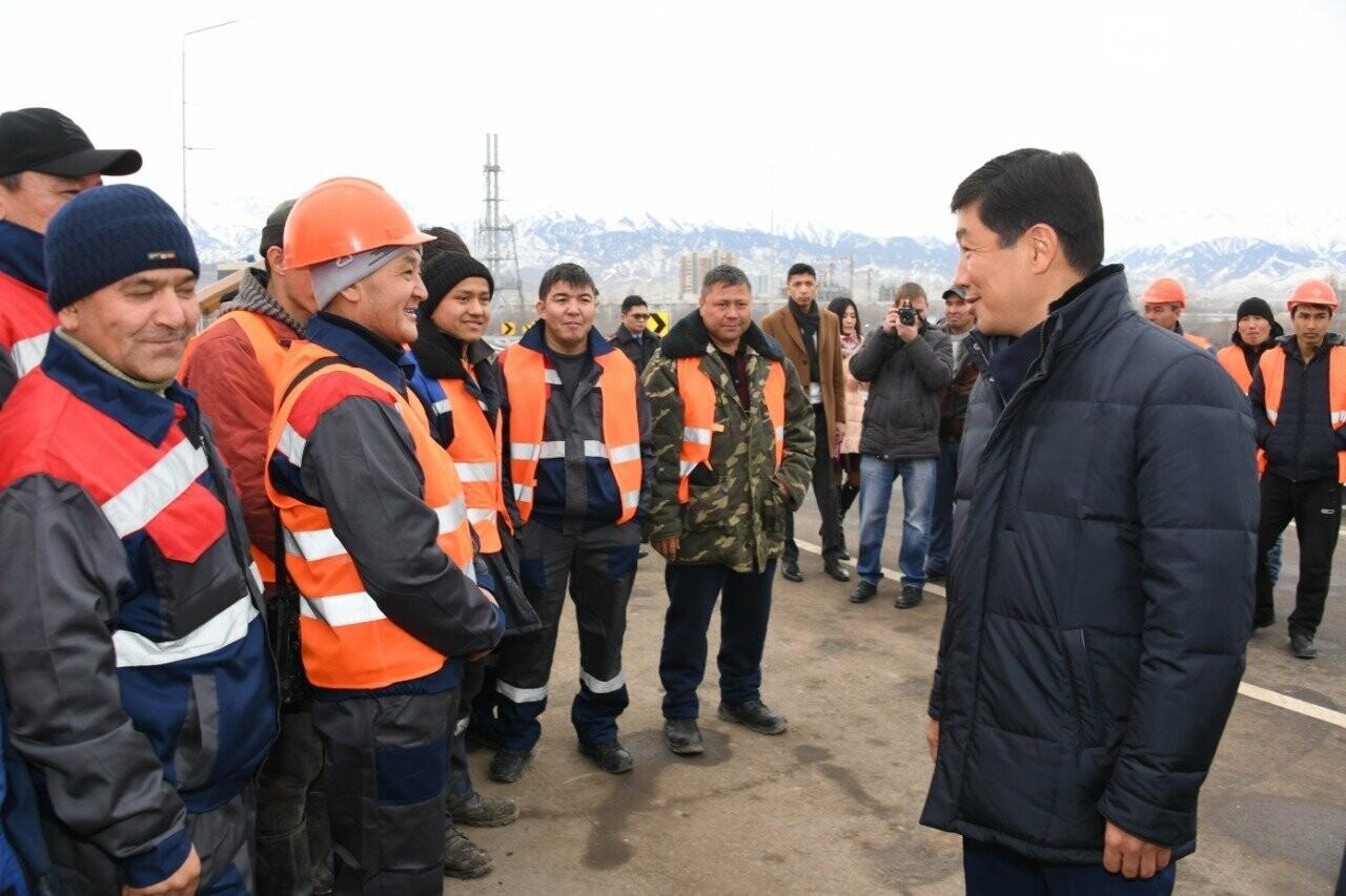 Север и юг Алматы соединили новой транспортной эстакадой за 7,4 млрд тенге, фото-2