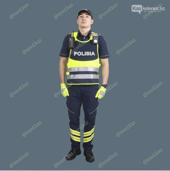 Новая форма полицейских: МВД РК призывает казахстанцев к обсуждению, фото-4