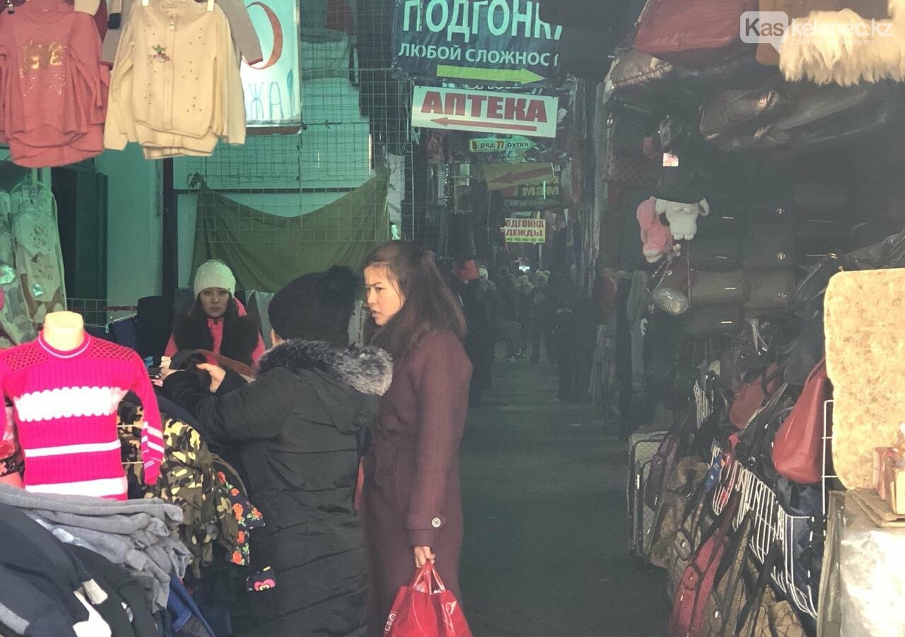 На рынке «Алтын Орда» в Алматы поймали банду воров: как работают карманники, фото-1