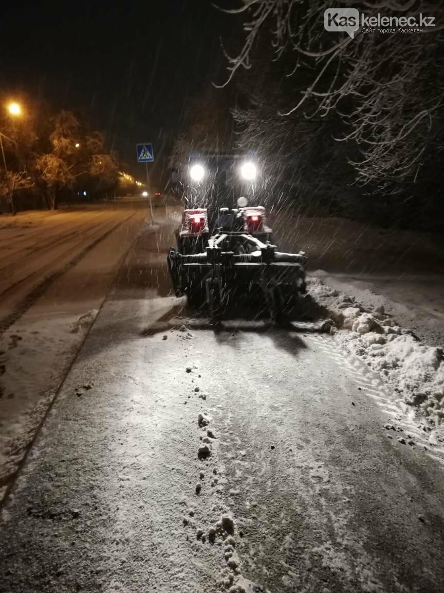 В окрестностях Алматы выпало более 25 см снега, фото-2