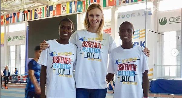 Спортсмены по своему желанию приняли гражданство РК: Рыпакова заступилась за новых казахстанцев из Кении, фото-1