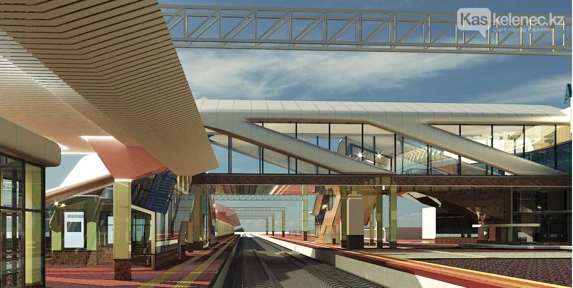 Как изменится железнодорожный вокзал «Алматы-1», фото-2