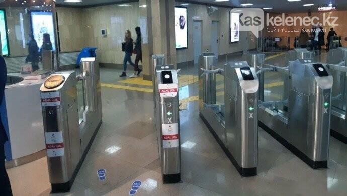 В алматинском метро можно проехать бесплатно, фото-1