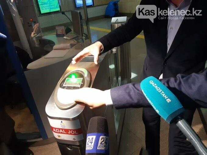 В алматинском метро можно проехать бесплатно, фото-3