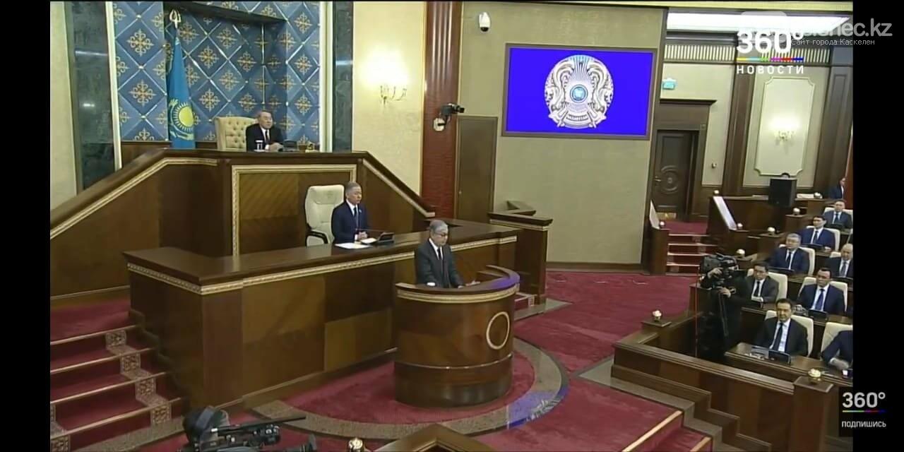 Касым-Жомарт Токаев вступил в должность Президента, фото-2