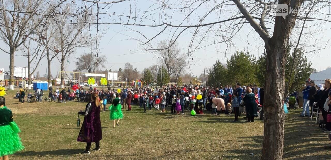 Как на Родине Назарбаева празднуют Наурыз, фото-1