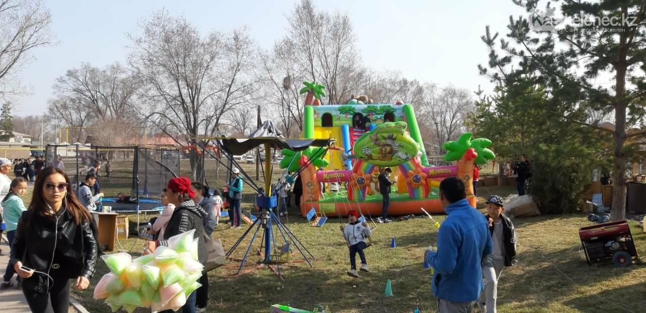 Как на Родине Назарбаева празднуют Наурыз, фото-6