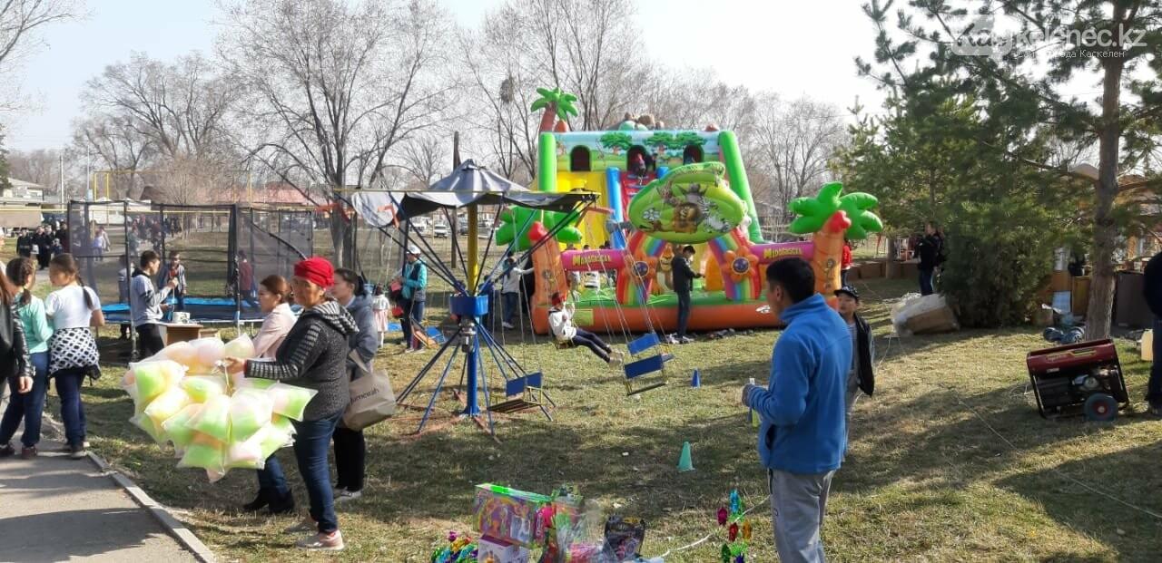 Как на Родине Назарбаева празднуют Наурыз, фото-7