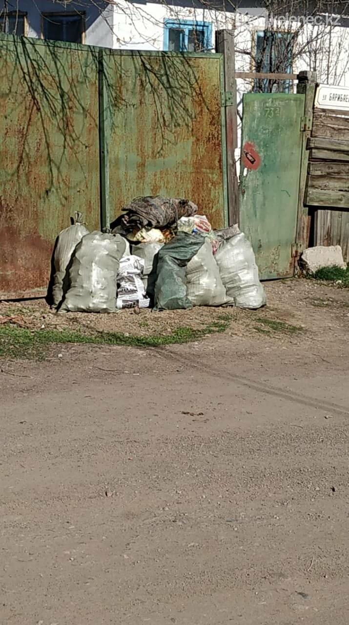 А мусор и ныне там: аким Каскелена возьмет под личный контроль вывоз ТБО, фото-4