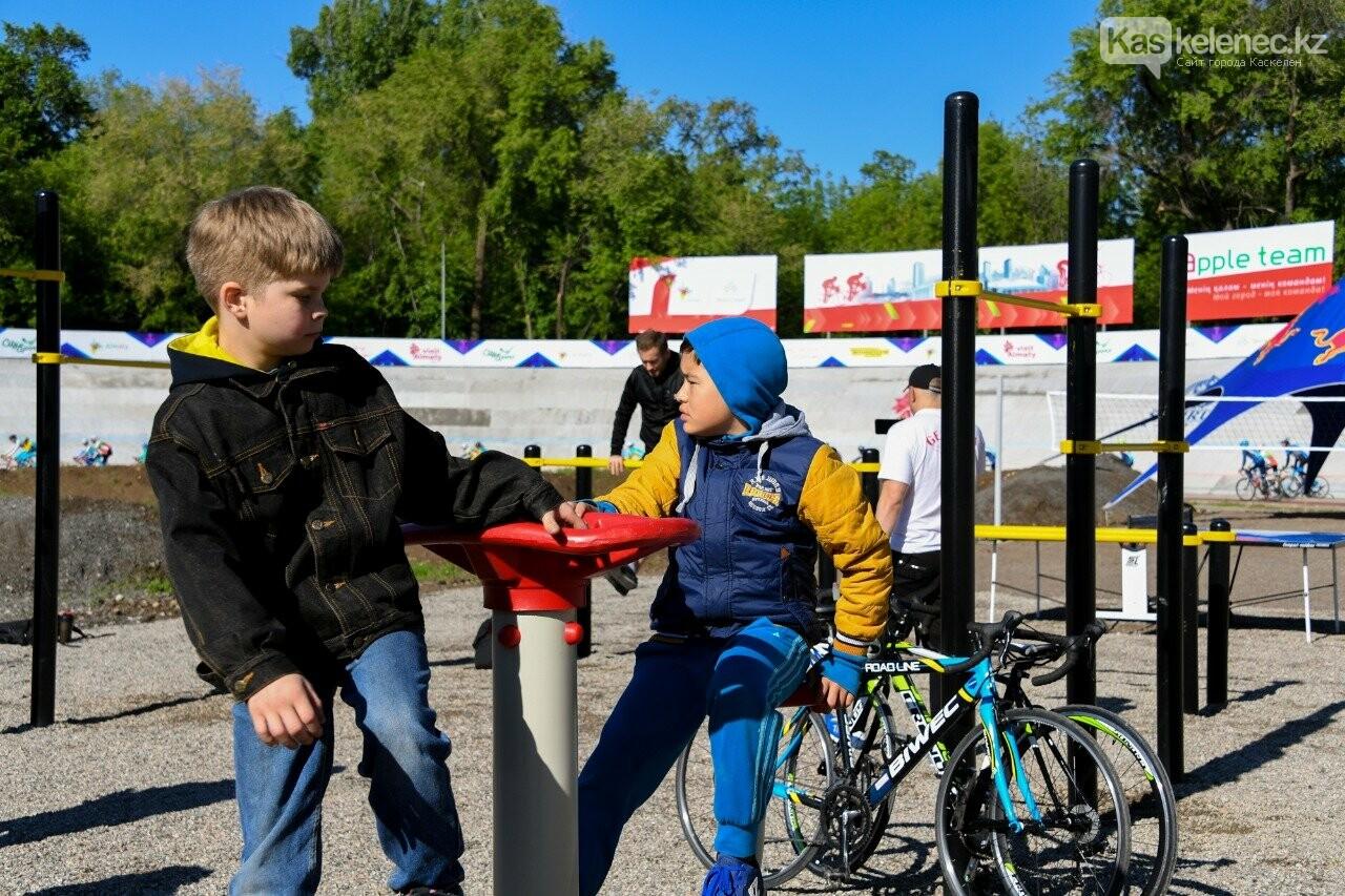 В Алматы отремонтировали не функционировавший 30 лет велотрек, фото-4