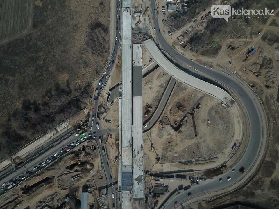 Развязка на аэропортовском кольце в Алматы появится в 2020 году, фото-1