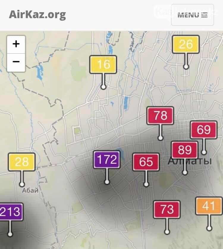 Алматы накрыл запах гари: горит свалка в Карасайском районе, фото-2
