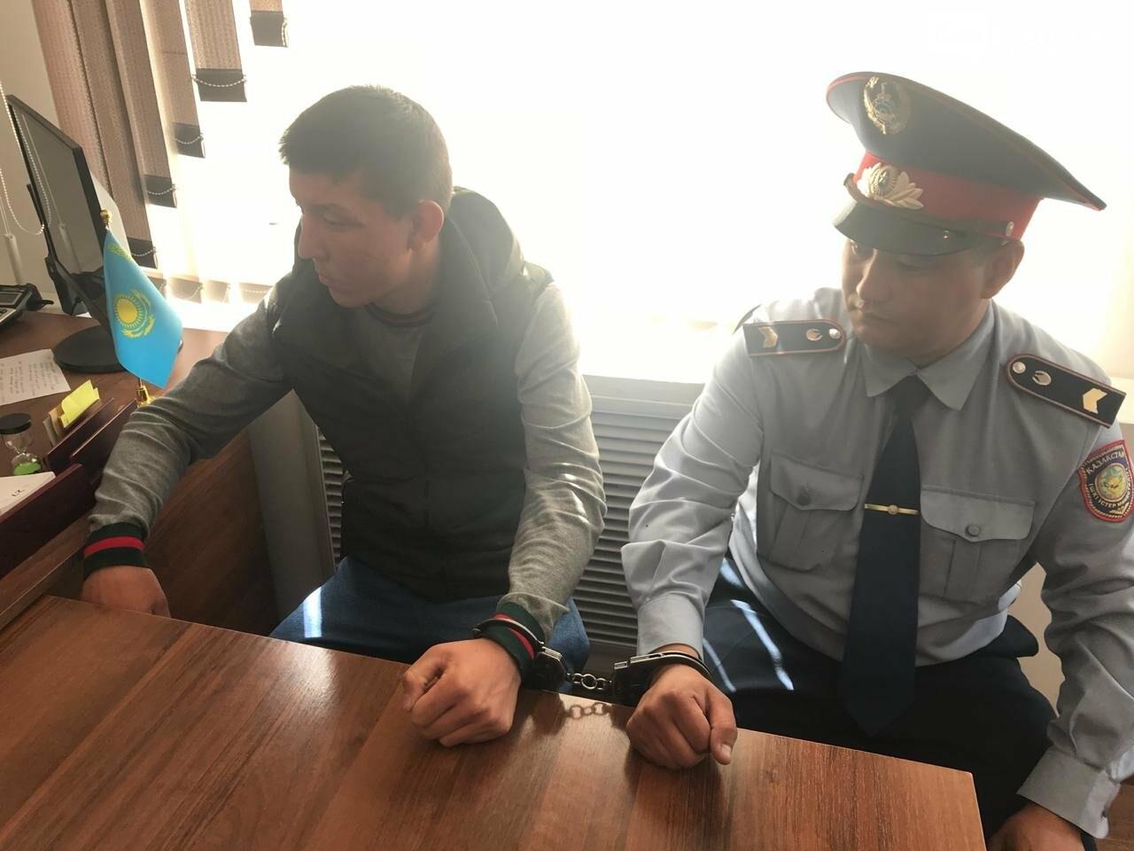 Грабителя, ранившего 10-летнего мальчика, задержали в Алматинской области, фото-1