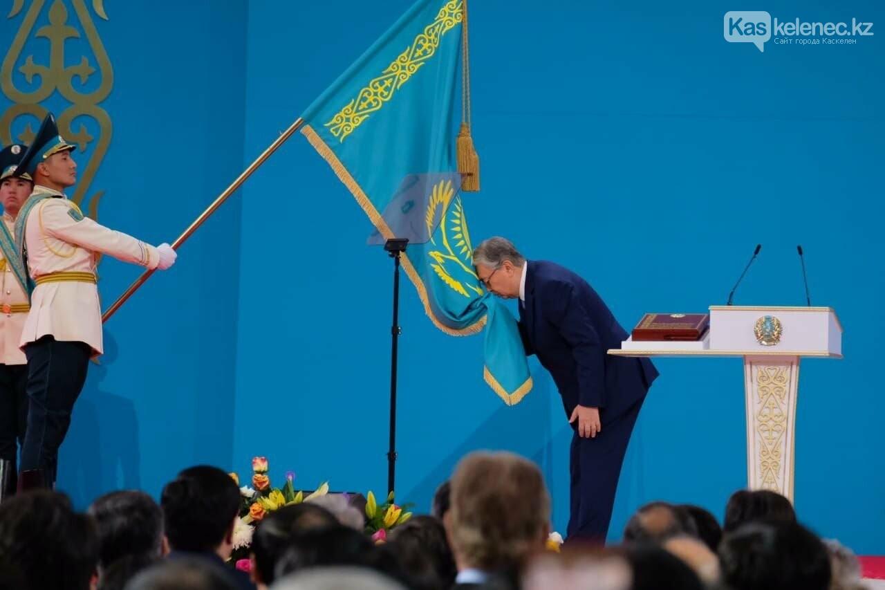 Касым-Жомарт Токаев официально вступил в должность Президента РК, фото-1