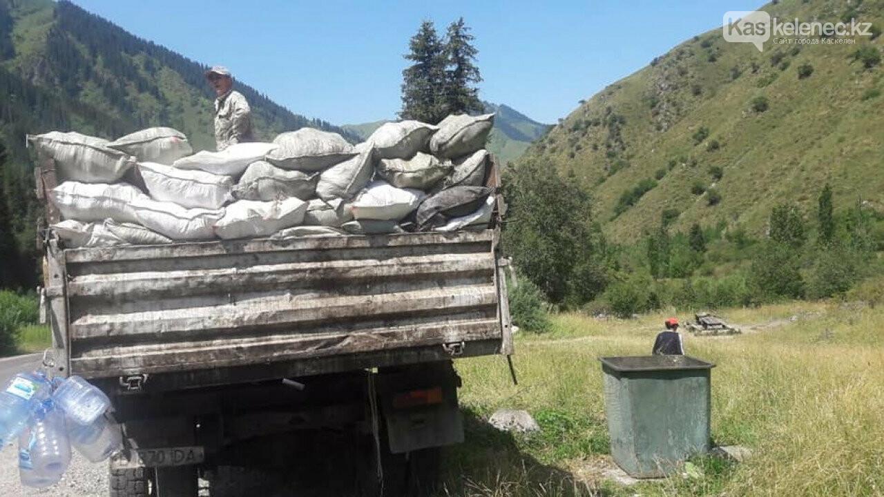 Экологическое состояние в предгорьях Алматы - катастрофическое: заявление Иле-Алатауского нацпарка, фото-1