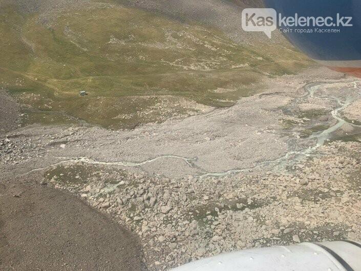 Последствия селя в Алматы: съемка с высоты, фото-1