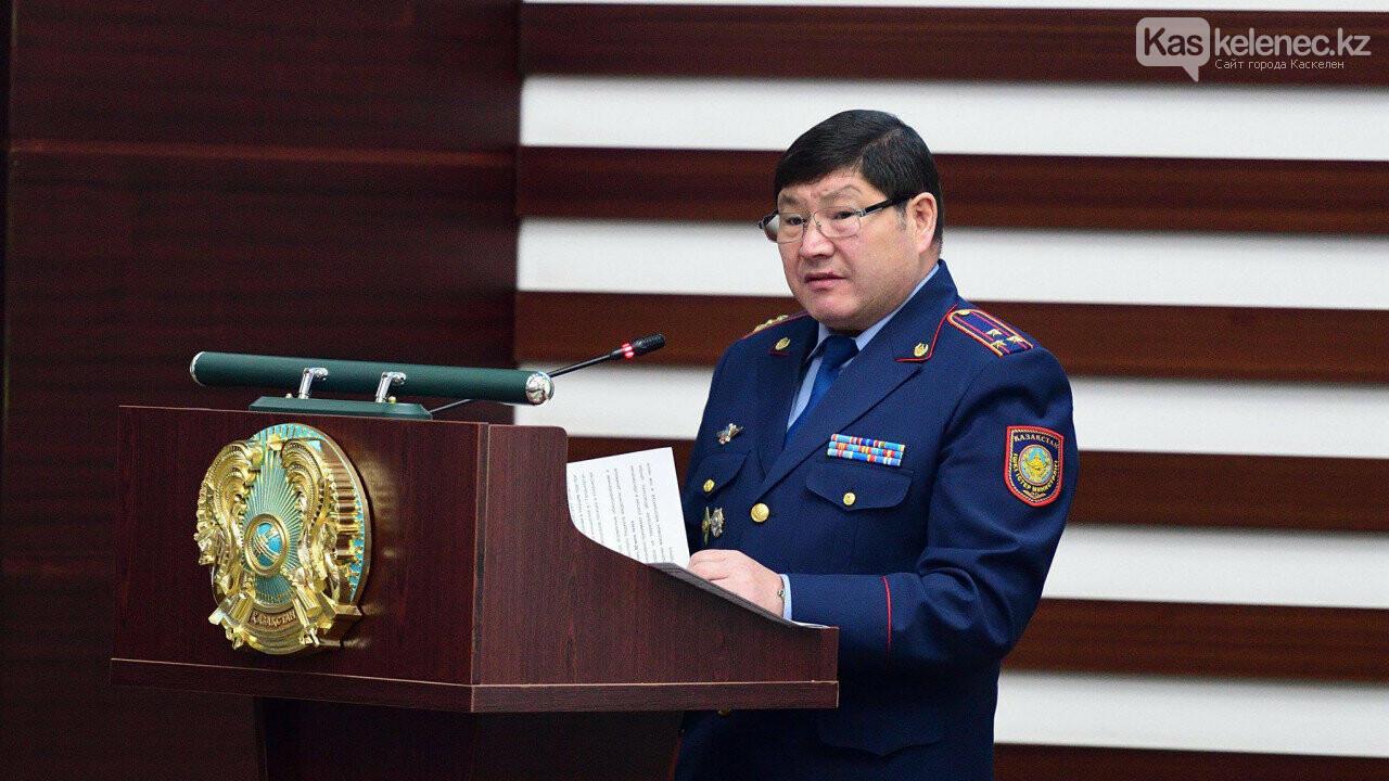 Начальника местной полиции Алматинской области отстранили из-за аудио в YouTube, фото-1