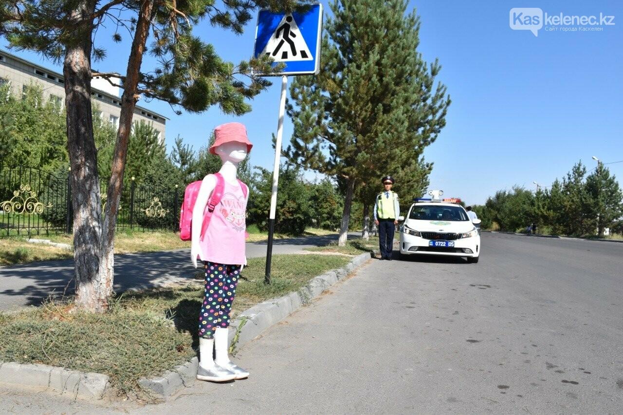 Полицейские автомобили-призраки появились на дорогах Алматинской области, фото-2