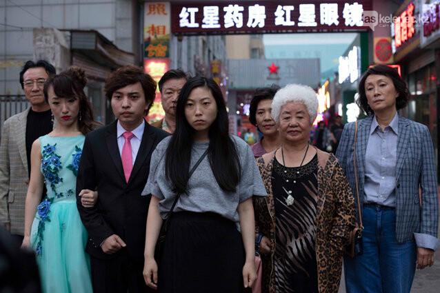 Право на ложь: китайскую кинокартину «Прощание» презентовали в Казахстане, фото-2
