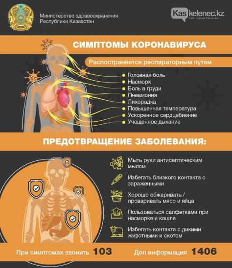 Круглосуточный call-центр по коронавирусу создан в Казахстане, фото-1
