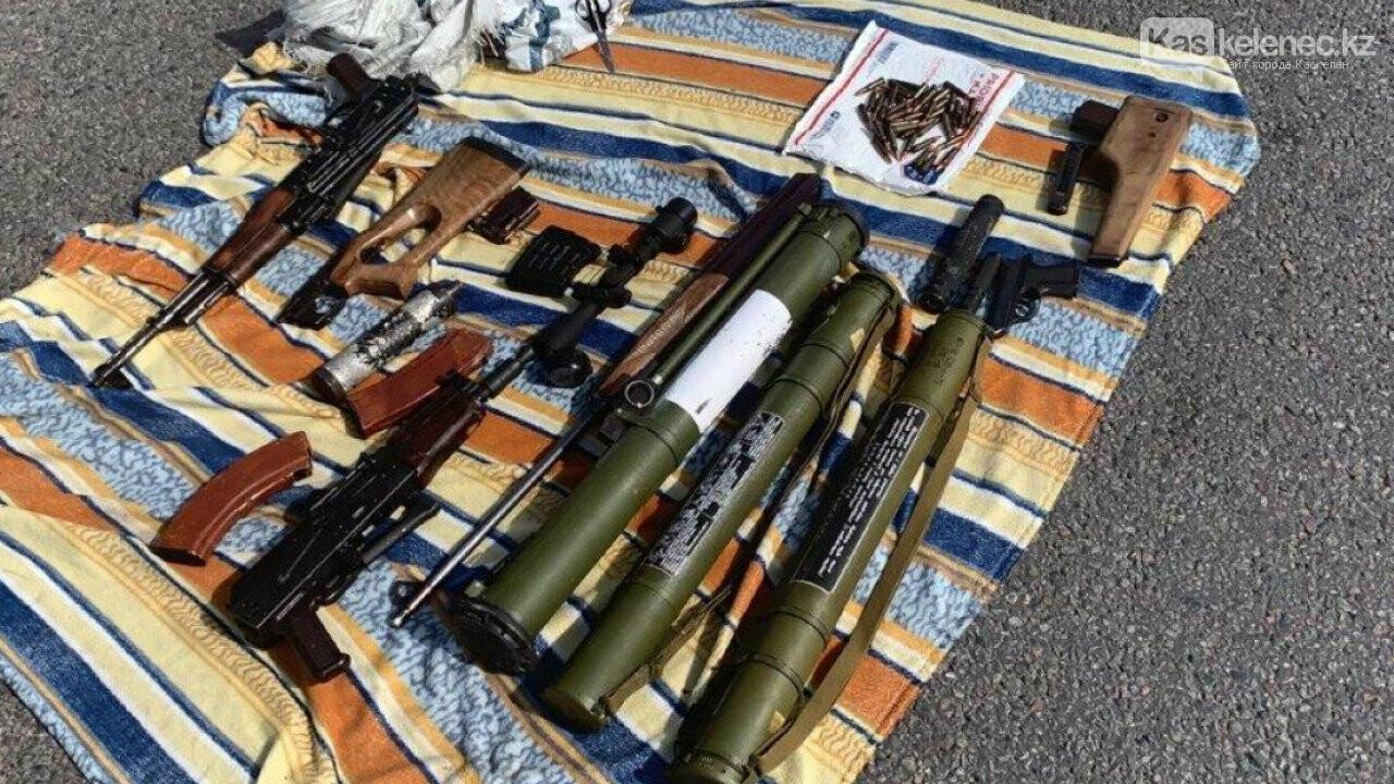 Жители Алматы и Алматинской области незаконно продавали оружие, фото-1