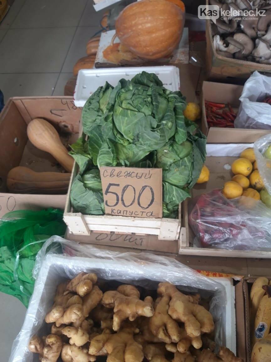 Как поменялись цены на продукты в магазинах Карасайского района, фото-3