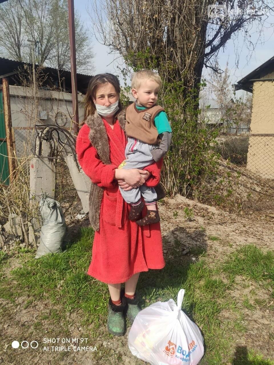 «Сельские волонтеры» и Kaskelenec.kz продолжают помогать нуждающимся в период ЧП, фото-1