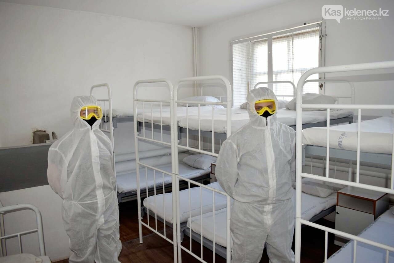 Среди осужденных и арестованных заболевших коронавирусом нет, фото-1