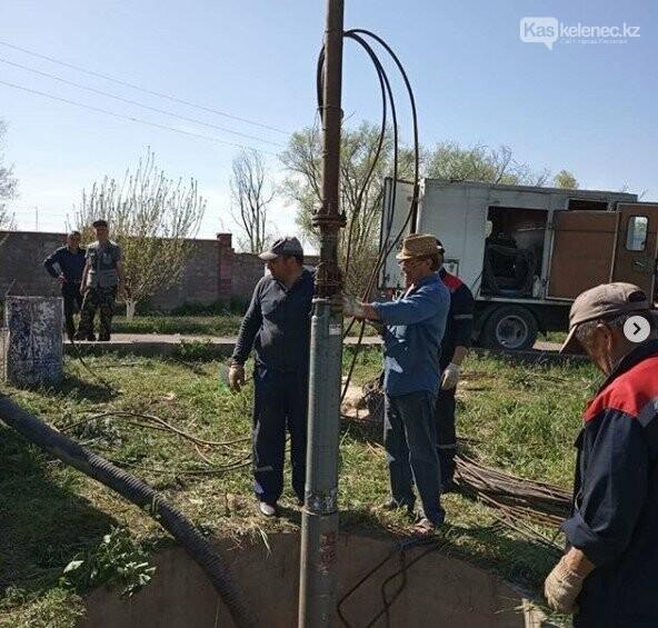 В каскеленском микрорайоне «Южный» обещают перебои с подачей воды, фото-1