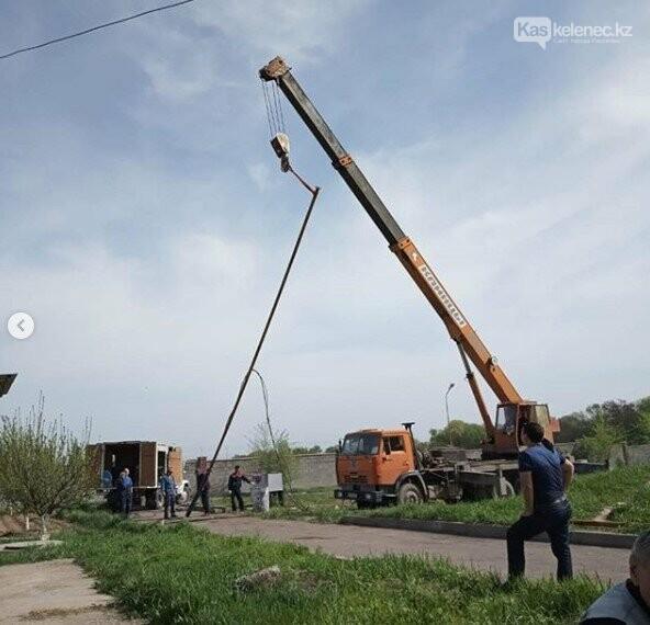 В каскеленском микрорайоне «Южный» обещают перебои с подачей воды, фото-2