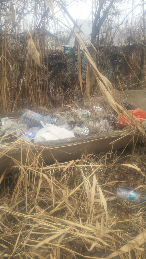 Жильцы садоводческого товарищества «Тау-Восход-2»: без воды и в горах мусора, фото-1