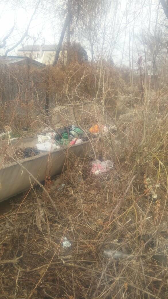 Жильцы садоводческого товарищества «Тау-Восход-2»: без воды и в горах мусора, фото-2