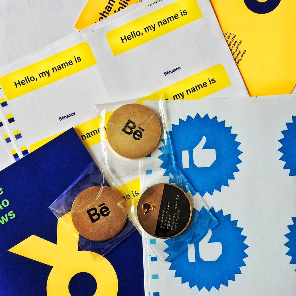 Наталья Белоусова: «Дизайн — это работа без границ», фото-19, Behance